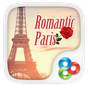 Romantic Paris Launcher Theme v1.2