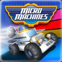 Micro Machines apk icon