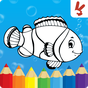 Coloring games for kids animal 1.3.2