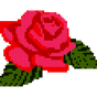 Flowers Color by Number,Pixel Art,Sandbox Coloring 1.0