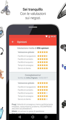Trovaprezzi Shopping App 8.8.2 download gratis - Android
