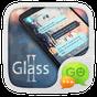 GO SMS PRO GLASS II THEME 1.1