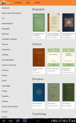 BookOne: 53249 Classic Books Screenshot Apk 13