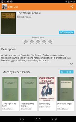 BookOne: 53249 Classic Books Screenshot Apk 2