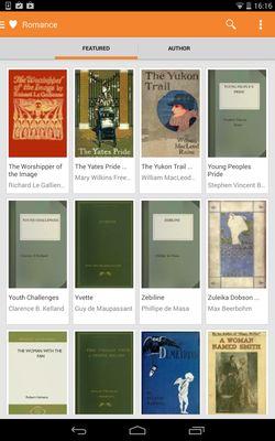BookOne: 53249 Classic Books Screenshot Apk 3