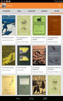 BookOne: 53249 Classic Books Screenshot Apk 4