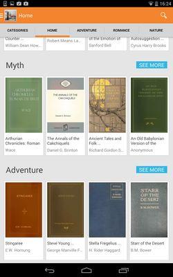 BookOne: 53249 Classic Books Screenshot Apk 5
