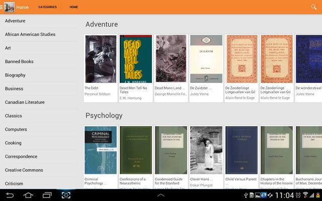 BookOne: 53249 Classic Books Screenshot Apk 6