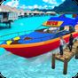 acqua Taxi vero barca guida 3D simulatore 1.0 APK