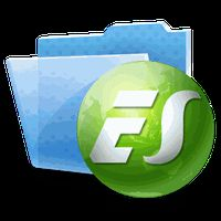 ES File Explorer (1.5 Cupcake) apk icon