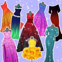 드레스 디자이너 - 인형 패션 아이콘