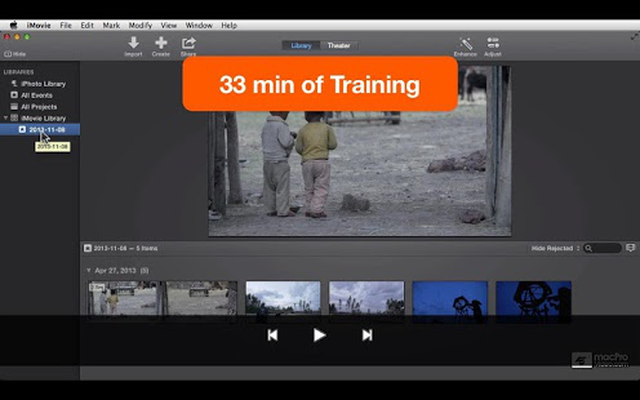 Intro Course For iMovie 1 1 download gratis - Android