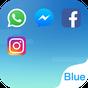 Dual Space - The Fresh Blue Theme 1.0.3