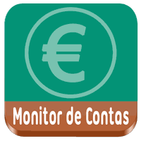 Ícone do Monitor de Contas