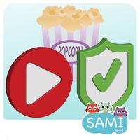 Ícone do apk Player de Vídeos Infantis