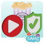 Kids safe video player, kids tv, bed time stories  APK