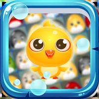 Icono de Bubble Bird Puzzle