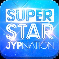 SuperStar JYPNATION 아이콘
