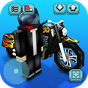 Motorcycle Racing Craft: Moto e Costruzioni in 3D