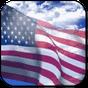 3D EE.UU. Flag Live Wallpaper 3.1.4