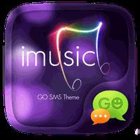 GO SMS IMUSIC THEME icon