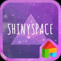 Shinyspace LINE Launcher theme apk icon