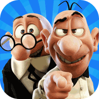 Icono de Mortadelo y Filemón videojuego