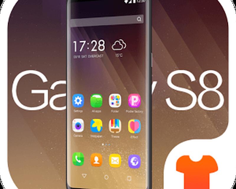 Galaxy S8 Theme