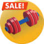 Muskelaufbau & Krafttraining: Daily Strength 1.37.0
