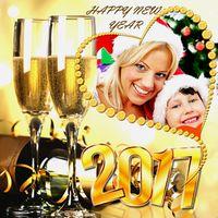 New Year Frames apk icon
