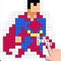 Pixel Art - Quyển sách Tô màu theo Chữ số 1.7