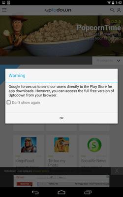 Κατεβάστε το Uptodown Lite 2 71 App APK Android