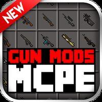 Biểu tượng apk GUN MODS CHO MCPE
