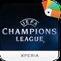 Xperia™ UCL FC Barcelona Theme  APK