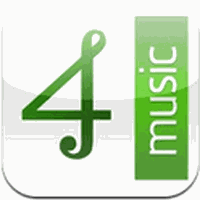 4shared Music apk icon