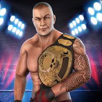 Ícone do apk Wrestling Warriors Fighting