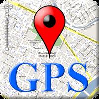 Ícone do Mapas GPS - Full Function