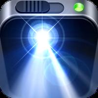Icono de Linterna de Alta Potencia