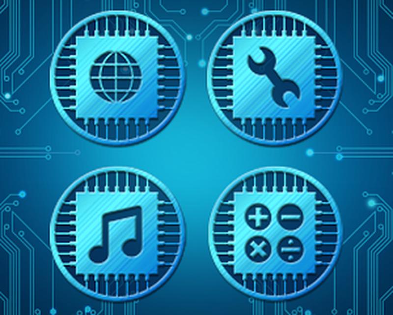 high tech atom theme android free download high tech atom theme