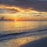 Sunset Beach Live Wallpaper APK icon