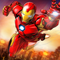 Ultimate Flying Iron Warrior Pro Fight  APK