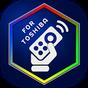 remoto da TV para Toshiba