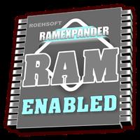 Icône de ROEHSOFT RAM-EXPANDER (SWAP)