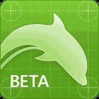 Ícone do apk Dolphin Browser Beta