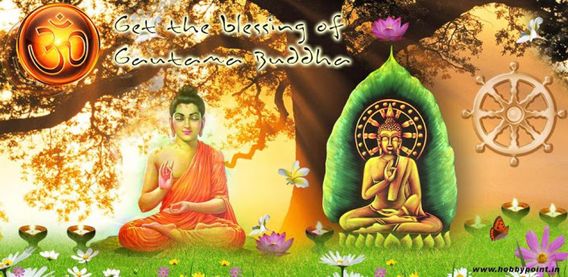 Gautama Buddha Live Wallpaper Image