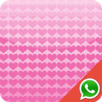 Pink HD Whatsapp Wallpaper. ""