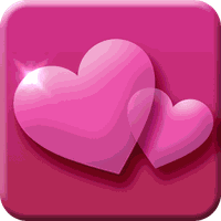 Heart Live Wallpaper Trial apk icon