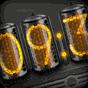 Dark Nixie Clock 2.2 APK