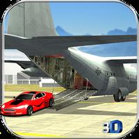 Icono de Avión Piloto de coches