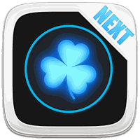 Thank Next Launcher Theme의 apk 아이콘